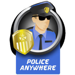 Police Anywhere icon