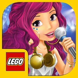 Lego Friends Music Maker Apprecs