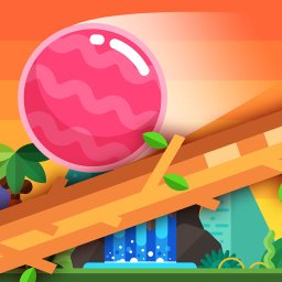 Rolling Ball Super Slide Game Apprecs
