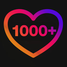 1000 Likes Get Likes Followers For Instagram Apprecs