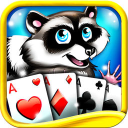 Klondike Rules Solitaire ``` – spades plus hearts classic