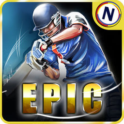 Epic Cricket - Big League Game icon