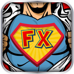 Super Power FX - Superhero Effects Video Editor to Make