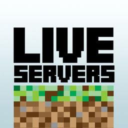 Live Servers for Minecraft PE & PC Pocket Edition - AppRecs