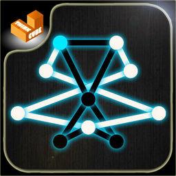 Glow Neon Puzzle Games Apprecs