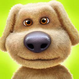 Talking Ben The Dog For Ipad Apprecs