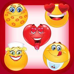 Adult Emoji Keyboard - Sexy Emojis & Emoticons on Keyboards icon