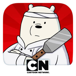 Stirfry Stunts We Bare Bears Cooking Game Starring Chef Ice Bear Apprecs