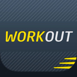 Workout gym routines tracker trainer plan free apprecs workout gym routines tracker trainer plan free icon malvernweather Images