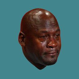 Crying Jordan Meme Generator icon