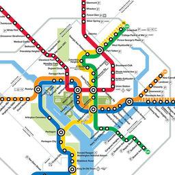 Wmata Subway Map.Dc Metro Map Apprecs