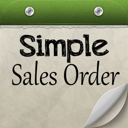 Simple Sales Order Apprecs