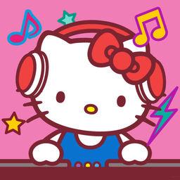 Hello Kitty Music Party Kawaii And Cute Apprecs