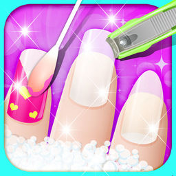 Princess Nail Salon Girls Games Apprecs