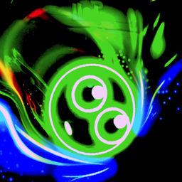Falldown Infinity Neon Falling Game Apprecs