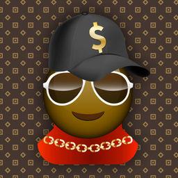 BALLINMOJI - Luxury Life Keyboard & Emoji App - AppRecs