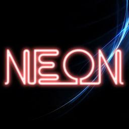 Neon Wallpaper Maker icon