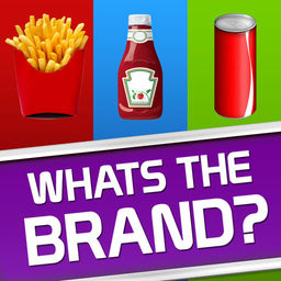 Guess the Brand Logo Quiz Game icon