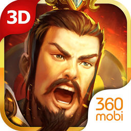 3Q 360mobi 3D icon