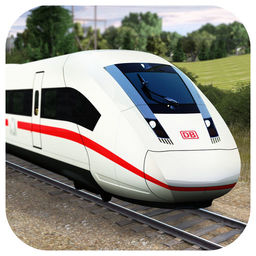Trainz Driver 2 - train driving game, realistic 3D railroad