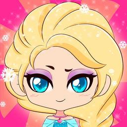 Anime Chibi Maker Princess Dress Up Icon