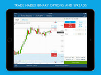 Nadex Binary Options for iPad - AppRecs