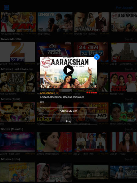 aarakshan in hindi