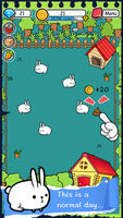 Rabbit Evolution | Tap Coins of the Crazy Mutant Poop Clicker Game screenshot