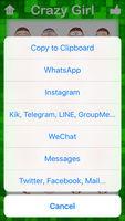 Stickers Free for WhatsApp, Telegram, Kik, GroupMe, Viber, Snapchat, Facebook Messenger, VK, Tumblr, Instagram & WeChat - Emoji & Gif Animated Sticker screenshot