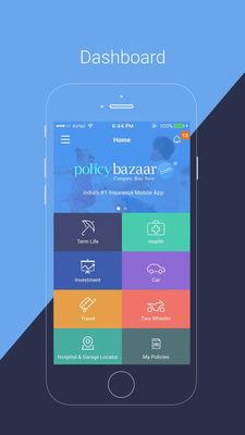 Policybazaar-Compare.Buy.Save. - AppRecs